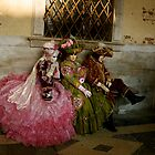 Carnevale di Venezia XI by Louise Fahy