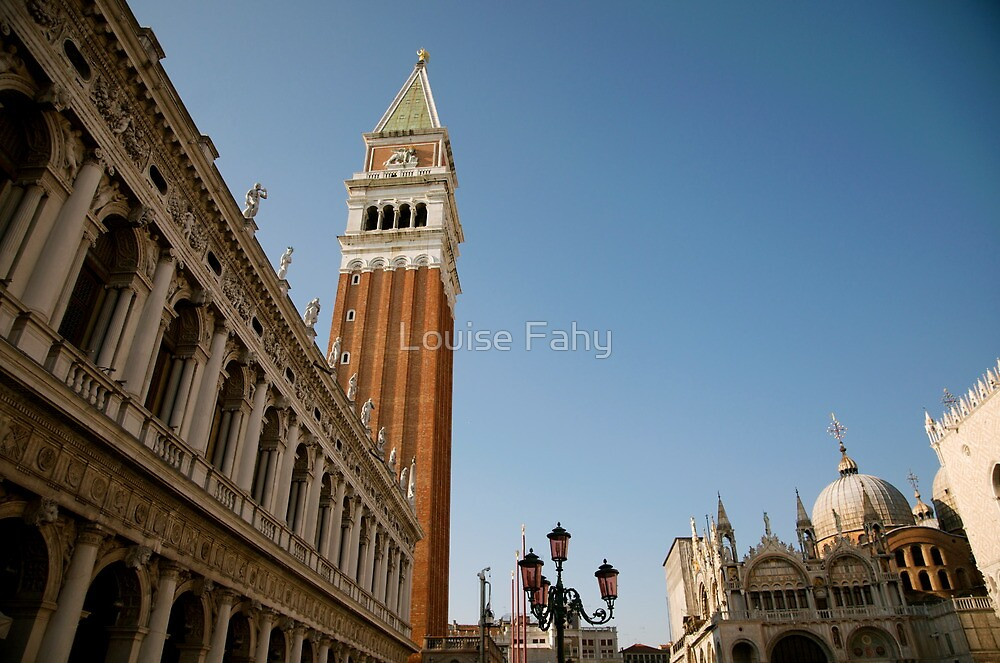 Venice by Louise Fahy