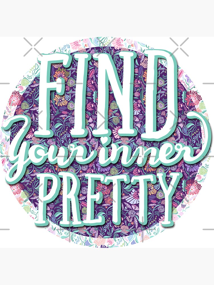 Find your inner pretty by sketchbookjo