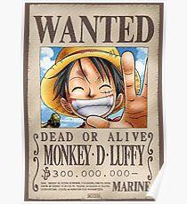 Sanji Wanted Gifts Merchandise Redbubble