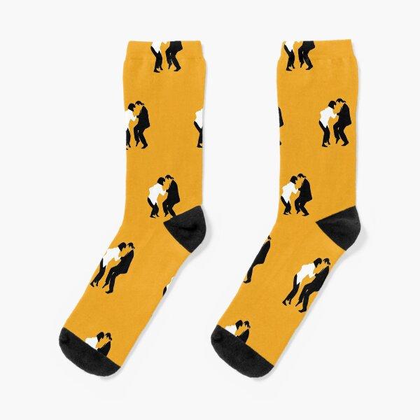 Pulp Fiction dancing Socks