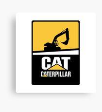 Decoración Caterpillar Logo Redbubble
