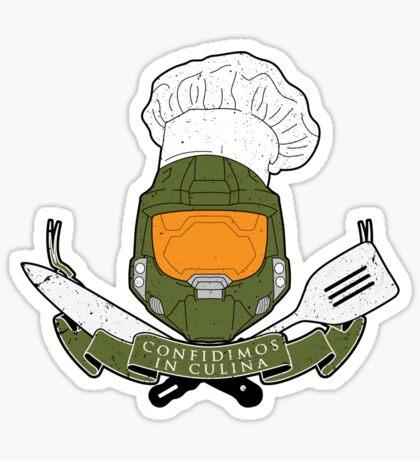 Masterchef Crest Sticker