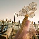 Carnevale di Venezia V by Louise Fahy