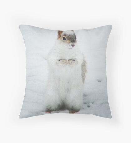 I know I'm Beautiful  Throw Pillow