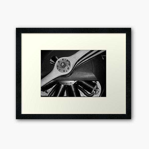 Historical World War Two Aircraft Framed Art Print