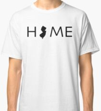 NEW JERSEY HOME Classic T-Shirt