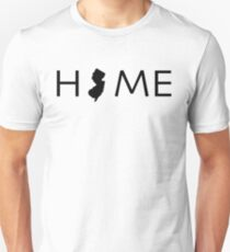 NEW JERSEY HOME Unisex T-Shirt