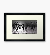 More Fun Than I Can Stand!! Framed Print