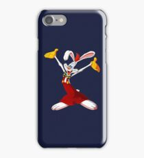 Roger Rabbit iPhone Case/Skin