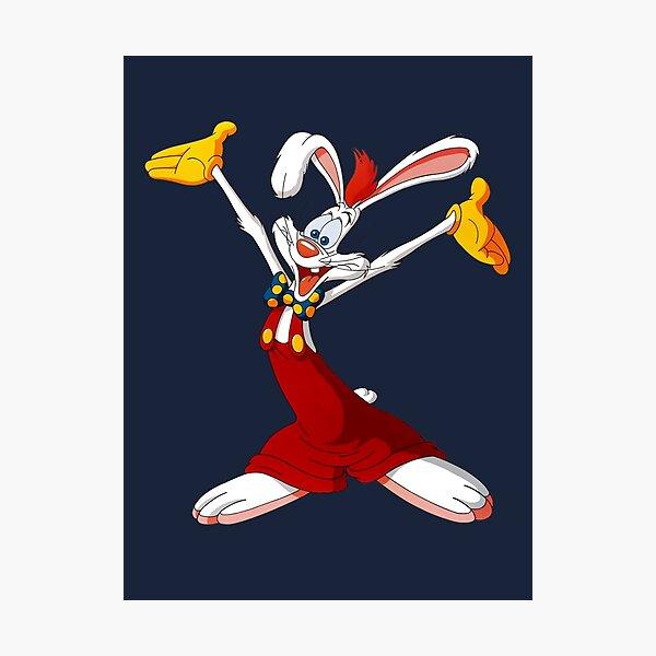 Jessica Rabbit Roger Rabbit Giant Wall Art Poster Print