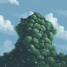 «El árbol de totoro» de Roberto Nieto