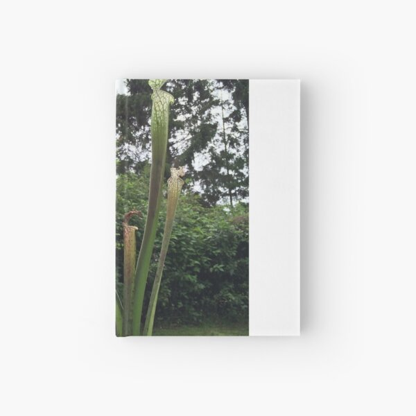 new pitcher plant  Hardcover Journal