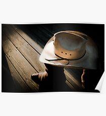 Shrunken Cowboy Poster