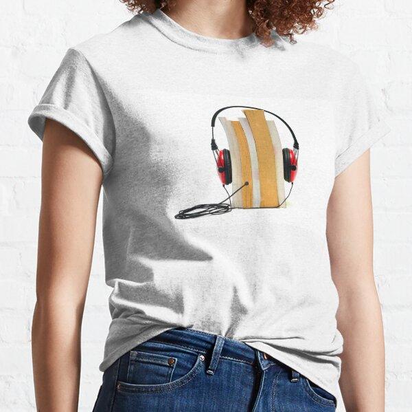 audiobook Classic T-Shirt