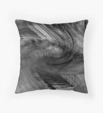 Black & White reflection! Throw Pillow