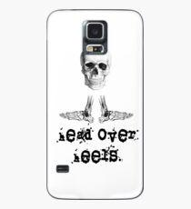 Head Over Heels Case/Skin for Samsung Galaxy