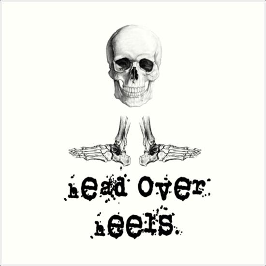 Head Over Heels by megsiev