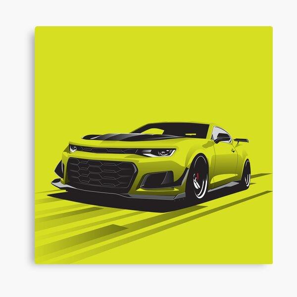 Chevrolet Camaro ZL1 Canvas Print