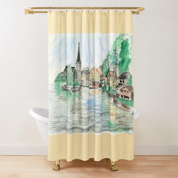 Lago Di Como Shower Curtains Redbubble