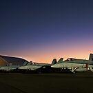 Flight Line by Paul Moore