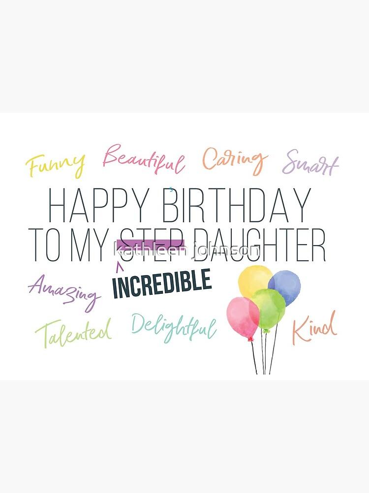 Step Daughter Self Defense