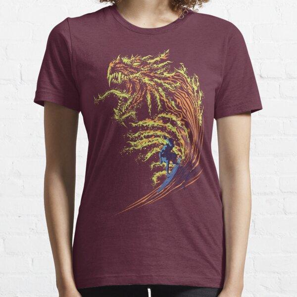 Red Dragon Camiseta esencial