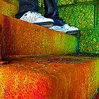 Steps by Rob Hawkins