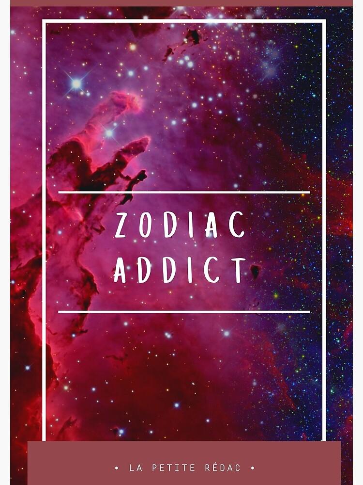 «Carnet zodiac addict» par Lapetiteredac