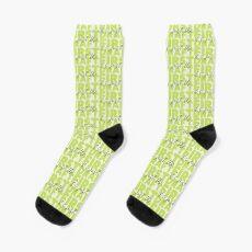 It's just the first draft Socks