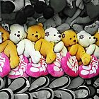 The I-Love-You Bears  by Bine
