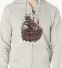 Land of the Sleeping Giant Zipped Hoodie