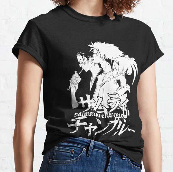 SAMURAI CHAMPLOO T-shirt classique