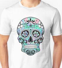 Sugar Skull Hologram T-Shirt