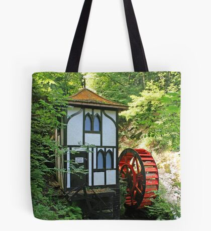 Groudle Glen Tote Bag
