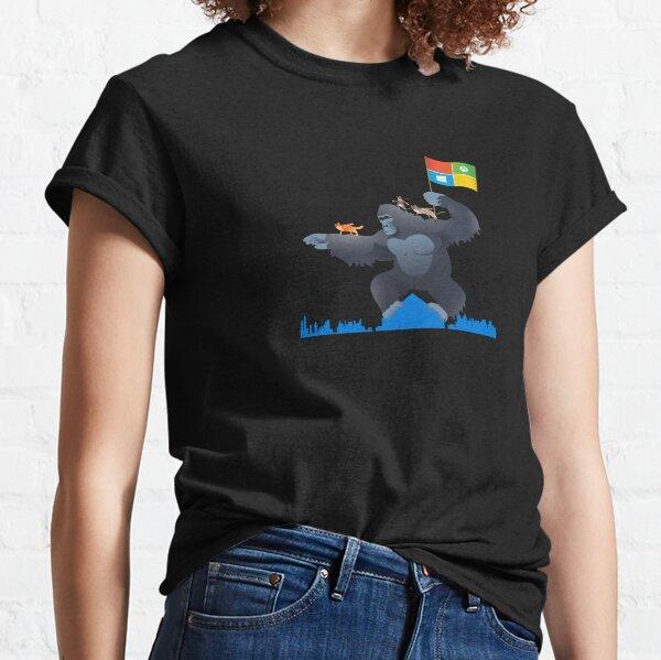 Ninjacat King Kong Gorilla Classic T-Shirt