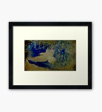 A Touch of Japan Framed Print