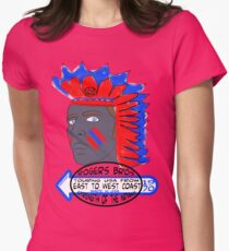 usa indians tshirt by rogers bros co T-Shirt