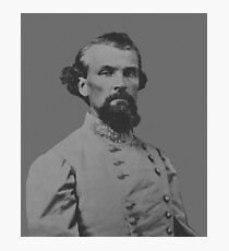 General Nathan Bedford Forrest Photographic Print
