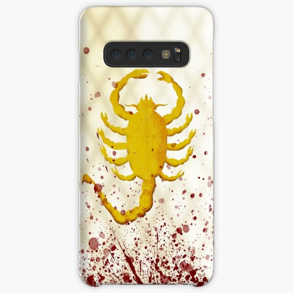 The Driver's jacket (Drive - Blood Variant) Samsung Galaxy Snap Case