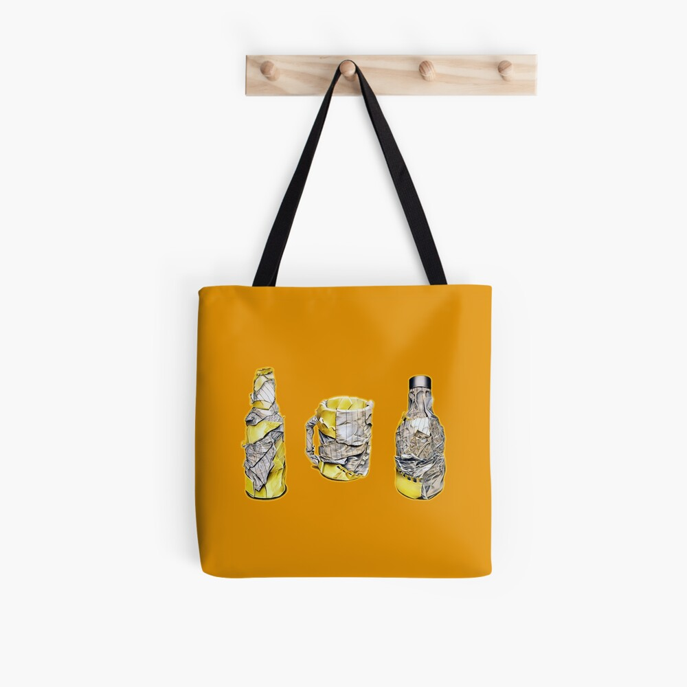 Pres (Colour pencil drawing) Tote Bag