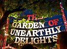 The Garden of Unearthly Delights by Helen Vercoe