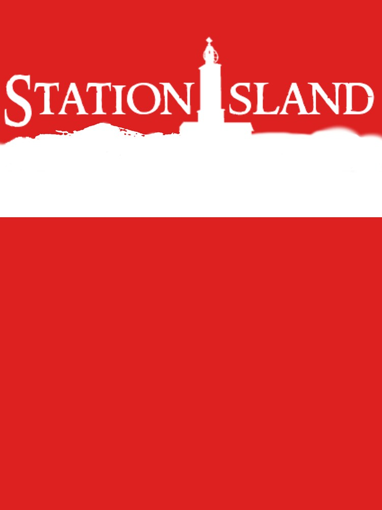 Station Island - Logo White by StationIsland