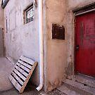1 Red Door by Sara Johnson