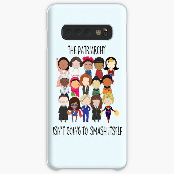 Smash the Patriarchy Samsung Galaxy Snap Case