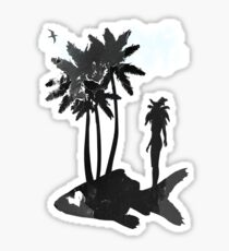 Shall I not have intelligence with the earth? Am I not partly leaves and vegetable mould myself -  Sticker