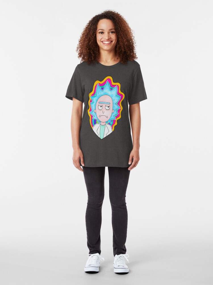Alternate view of Groovy Rick Slim Fit T-Shirt