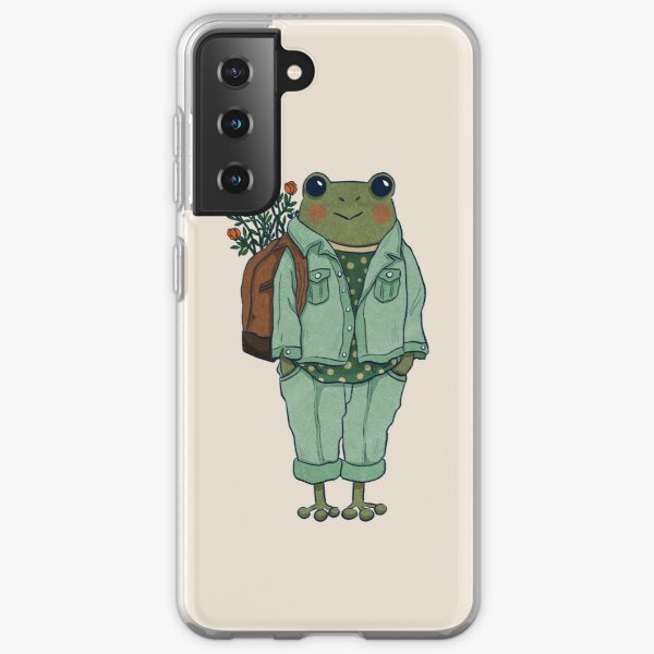 Mr. Frog - Casual  Samsung Galaxy Soft Case