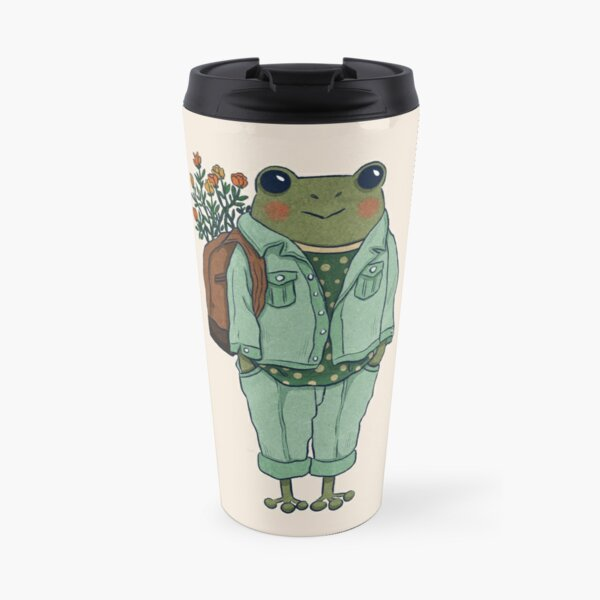 Mr. Frog - Casual  Travel Mug