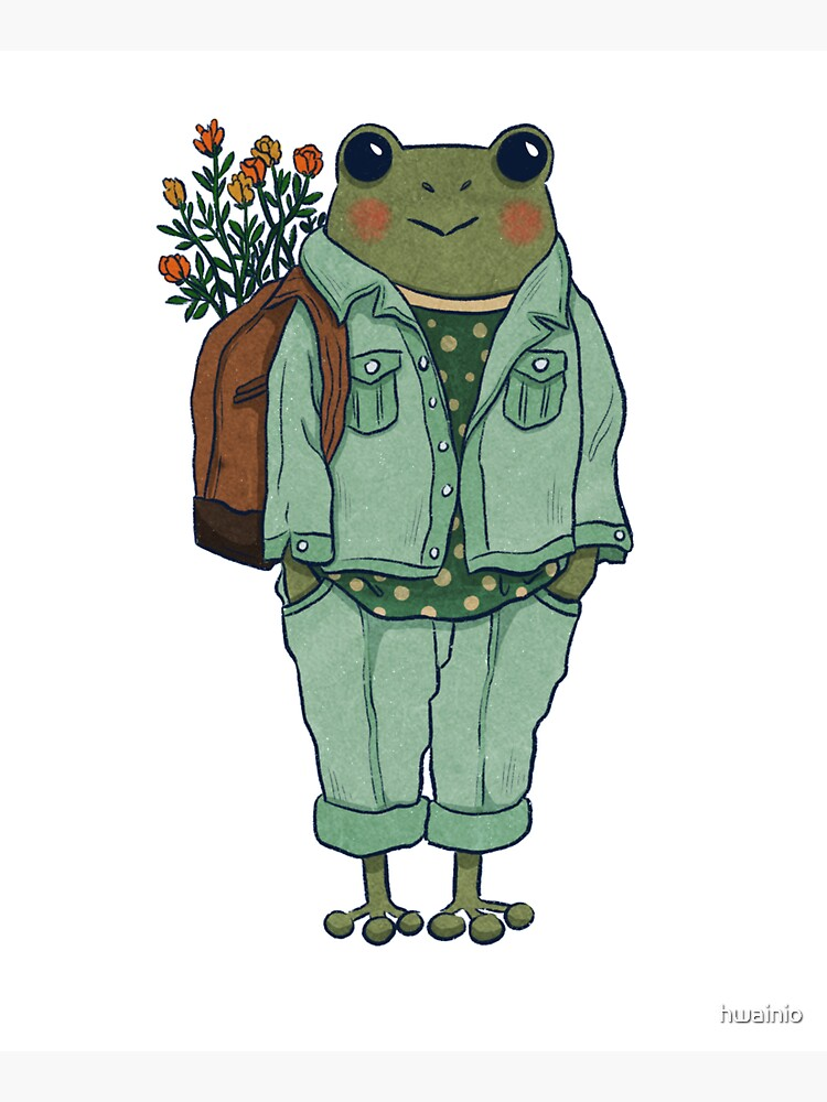 Mr. Frog - Casual  by hwainio